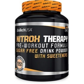 BioTech USA Nitrox Therapy 680 gr