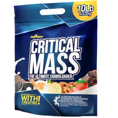 Carbohidratos BigMan Critical Mass 4.535 Kg