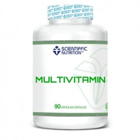 Multivitaminico Scientiffic Nutrition Multivitamin 90 caps