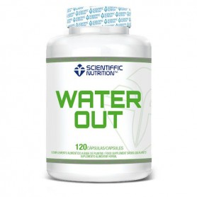 Diurético Scientiffic Nutrition Water Out 120 caps