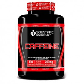 Scientiffic Nutrition Caffeine 100 caps