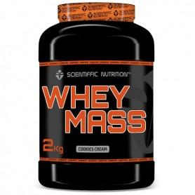Ganador de Masa Scientiffic Nutrition Whey Mass 2kg