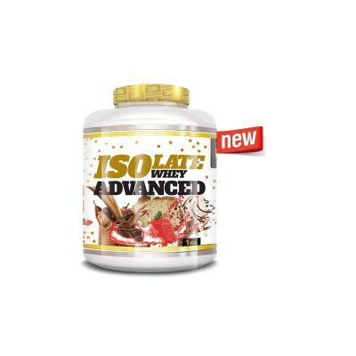 Black Labs Isolated Whey Advanced 1 Kg