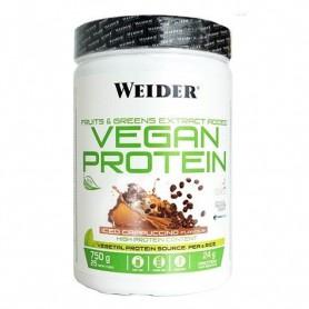 Proteina Vegana Weider Vegan Protein 750g