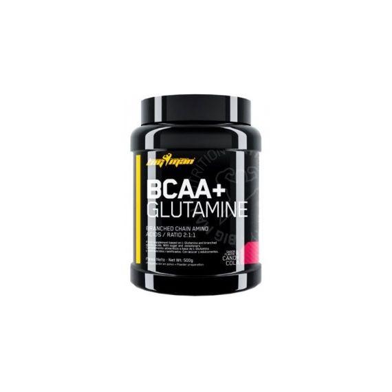 BCAA + Glutamina BigMan 500gr