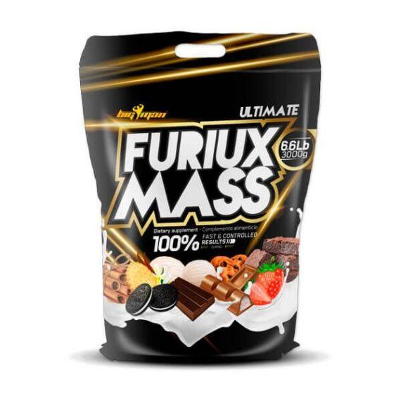 Carbohidratos BigMan Furiux Mass 3 kg