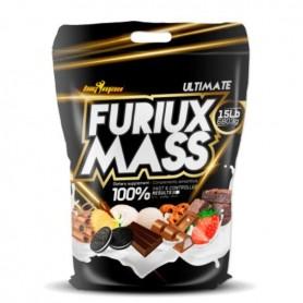 Carbohidratos BigMan Furiux Mass 6,8 kg + Regalo 3 kg