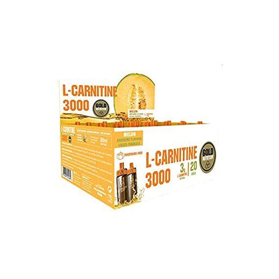 Gold Nutrition L-carnitina 3000 20 Viales