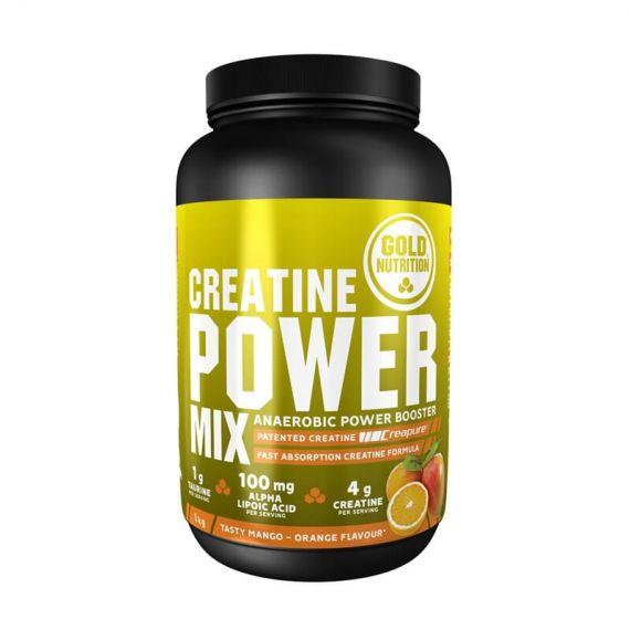 Gold Nutrition Creatine Power Mix Creapure 1 kg